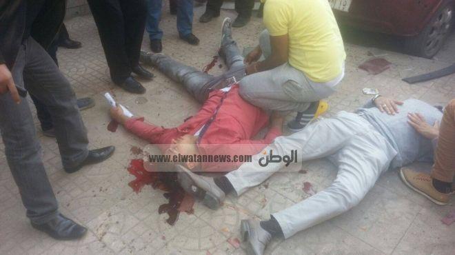 عاجل| قتيل وثلاثة مصابين في انفجار دار القضاء العالي