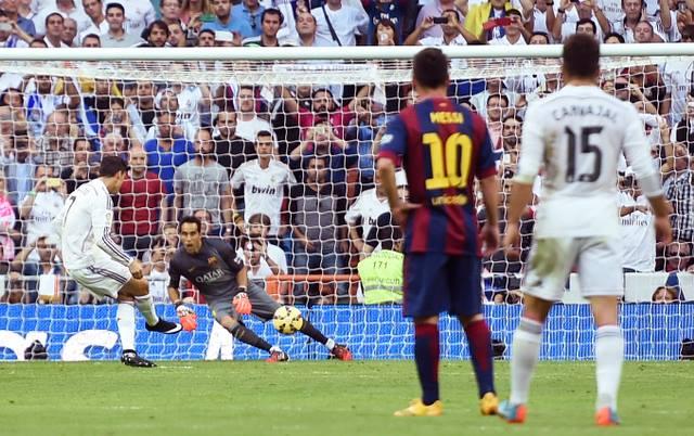 صور كريستيانو رونالدو مع ريال مدريد 2018 في الليغا الأسبانية