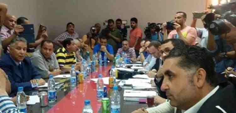 لجنة الأندية ترفض عرض التلفزيون المصري من اجل بريزنتيشن