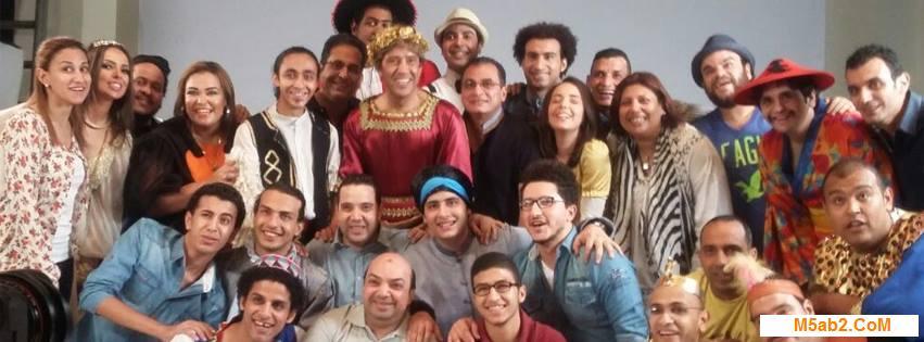 صور عروض مسرح مصر - كواليس عروض الموسم الاول مسرح مصر