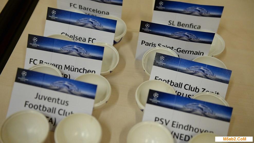 نتيجة قرعة دوري أبطال أوروبا , قرعة الشامبيونز ليغ 2020/2020