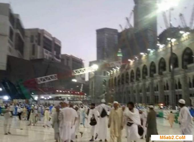 اسماء ضحايا حادث الحرم المكي - اسماء المصابين و المتوفين فى حادث الحرم المكى