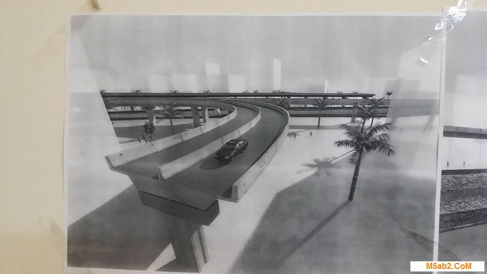 موعد افتتاح كوبري بنها متعدد المطالع - تاريخ انتهاء مشروع كوبرى بنها