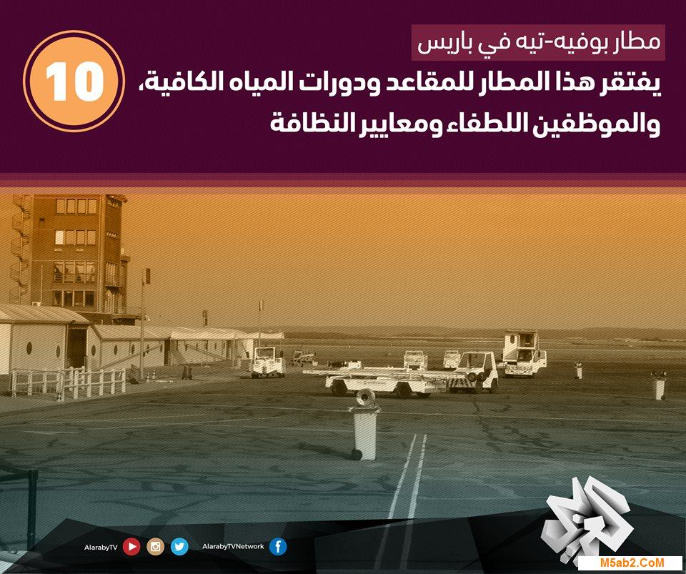 أسوأ 10 مطارات في العالم - بالصور و الفيديو أسوأ مطار في العالم