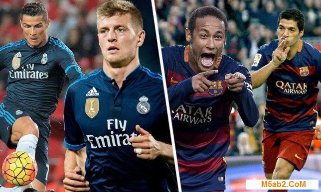 موعد مباراة ريال مدريد و برشلونة - توقيت الكلاسيكو برشلونة و ريال مدريد 21/11/2020
