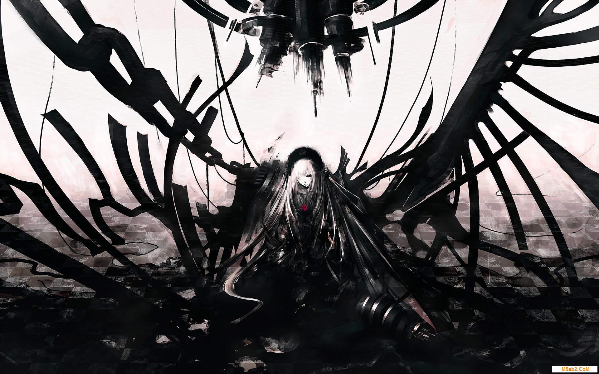 Anime Wallpaper HD