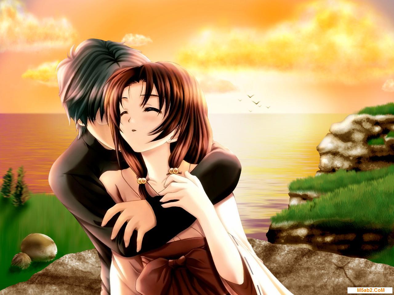 Anime Romance Photos - Romantic Cartoon Pictures