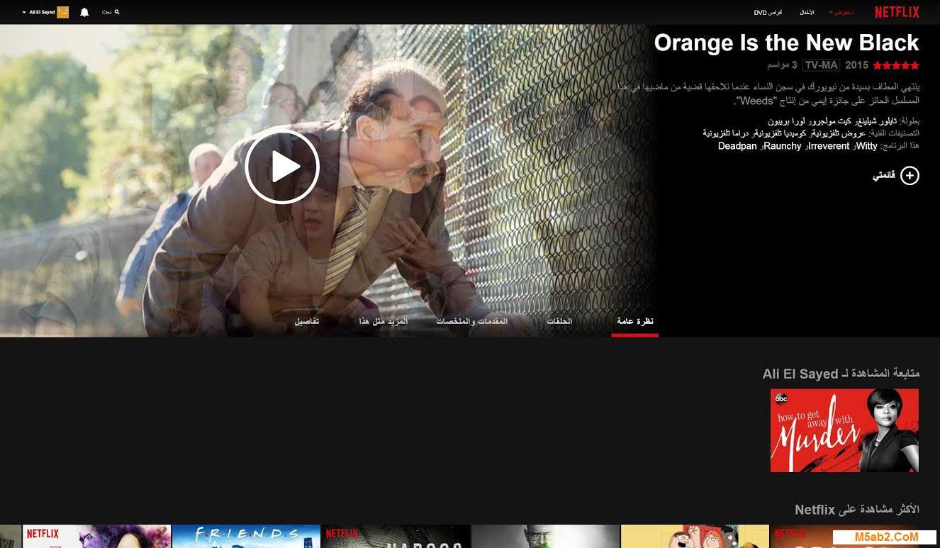 ���� ������ ���� Netflix �� ����� ������ - ��� ����� ���� Netflix ��������