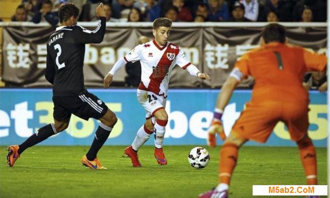 موعد مباراة ريال مدريد ورايو فاليكانو الاسبوع 16 من الدوري الإسباني 2021