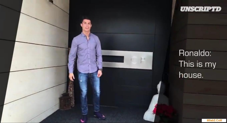 هدية كريستيانو رونالدو في عيد الميلاد ورأس السنة جولة داخل منزله
