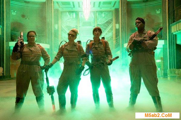 صور فيلم Ghostbusters Reboot