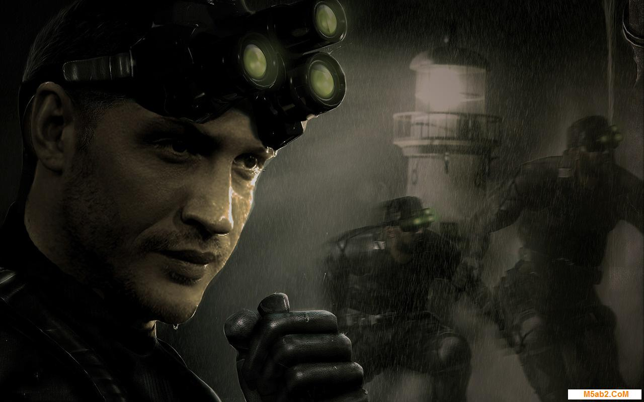 �����: Tom Hardy ���� ����� (��� ����) �� ���� Splinter Cell