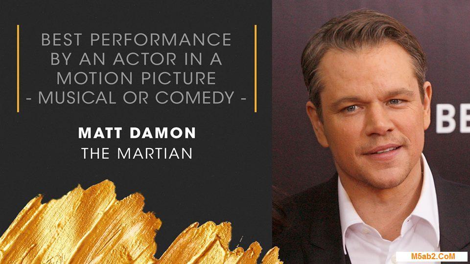 �������� ������ ������� ���� 2016 Golden Globe Award