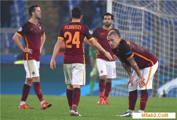 مباراة روما AS Roma محمد صلاح اليوم