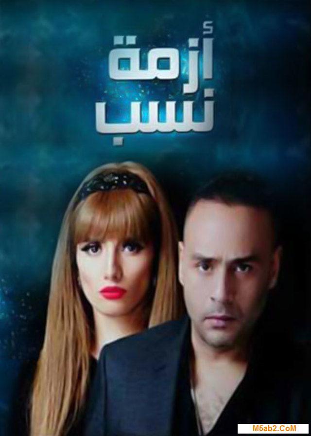 قصة مسلسل أزمة نسب - مراجعة أزمة نسب رمضان 2016