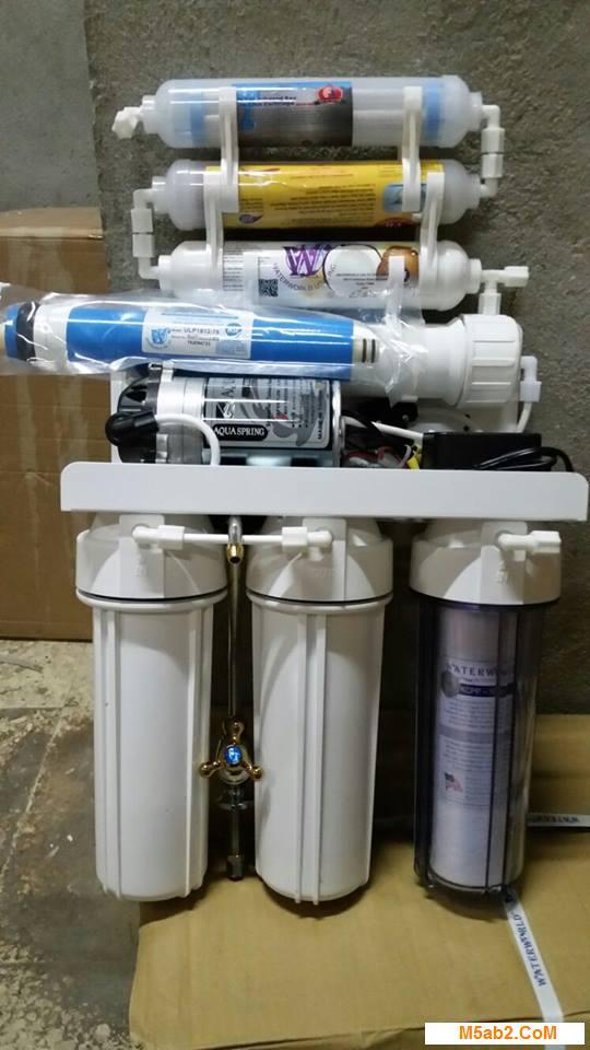دليلك الشامل لفلاتر المياه في مصر (اسعار - انواع - صيانة) فلتر مياه