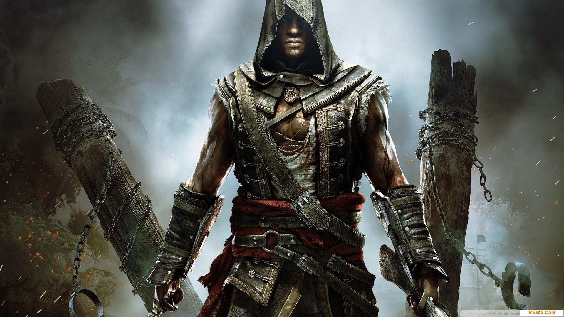 صور خلفيات لعبة assassins creed اتش دي HD عالية الدقة والوضوح