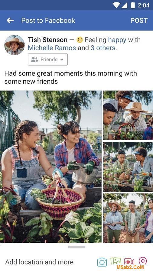 تحميل تطبيق فيس بوك Facebook للأندرويد 2018 مجانًا