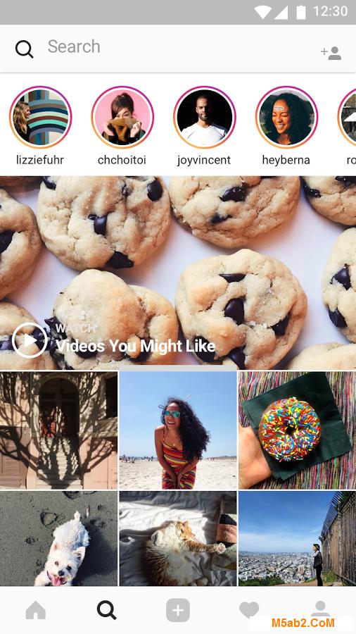 تحميل تطبيق إنستجرام instagram للأندرويد 2018 مجانًا