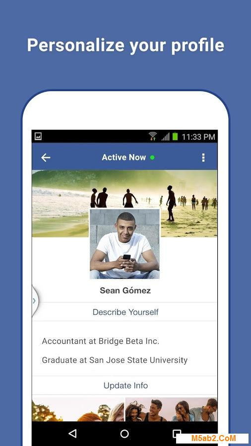 تحميل تطبيق فيس بوك لايت Facebook Lite للأندرويد 2018 مجانًا