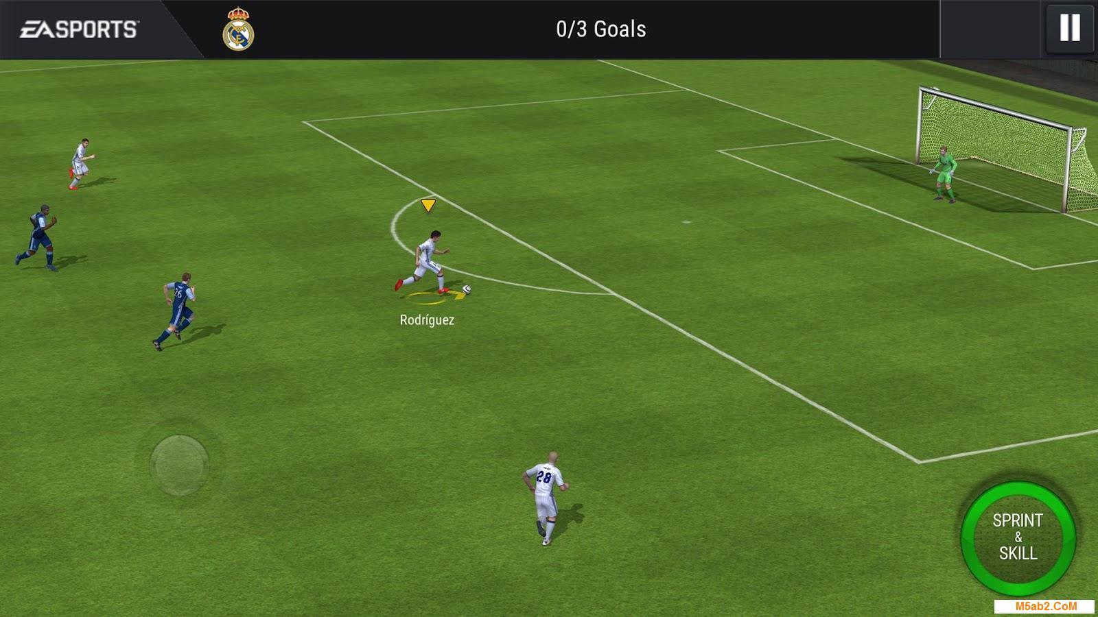 تحميل لعبة فيفا FIFA Football للأندرويد 2018 مجانًا