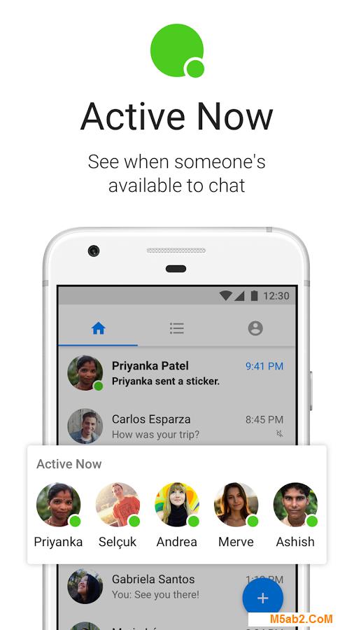تحميل تطبيق فيس بوك ماسنجر لايت facebook Messenger Lite للأندرويد 2018 مجانًا