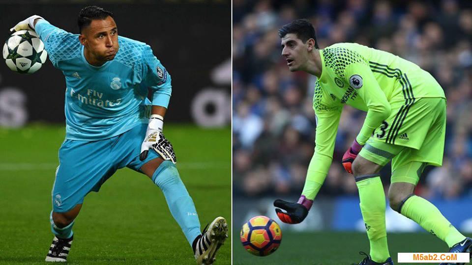 انتقال كورتوا الي ريال مدريد 2018 من أسباب رحيل زيدان تحليل