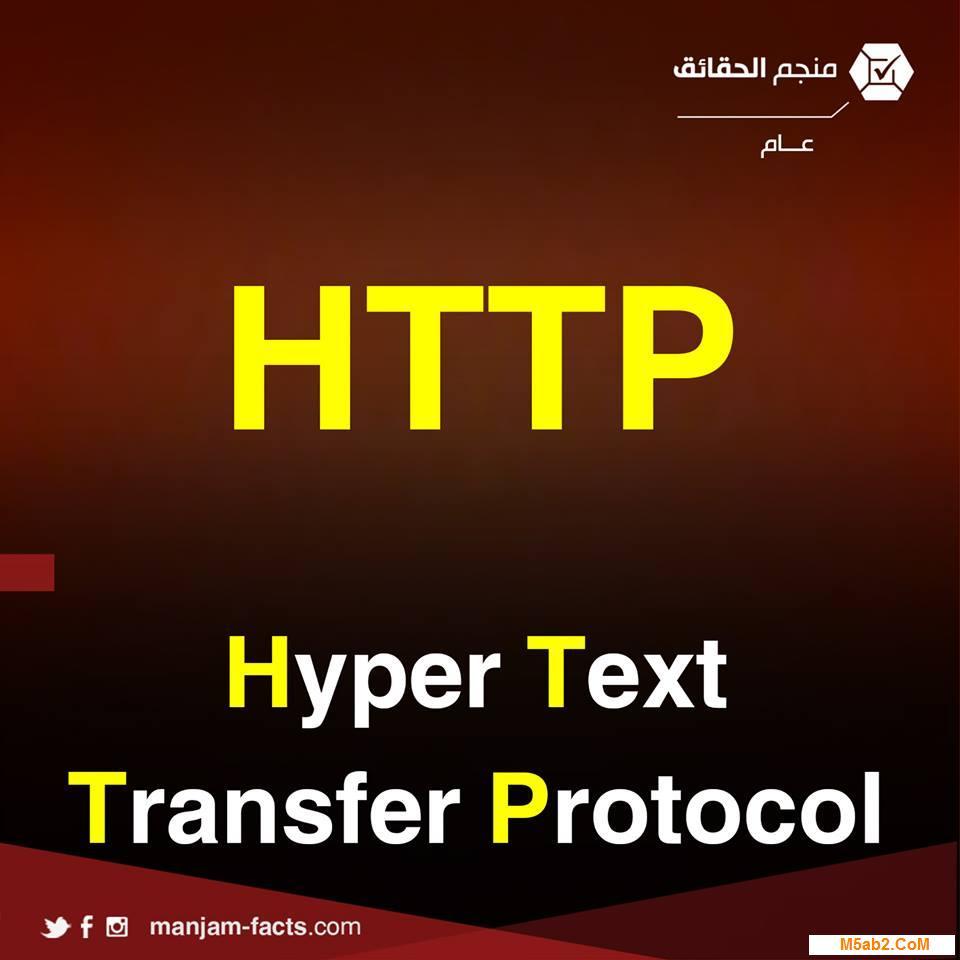 شرح معني اختصار Http