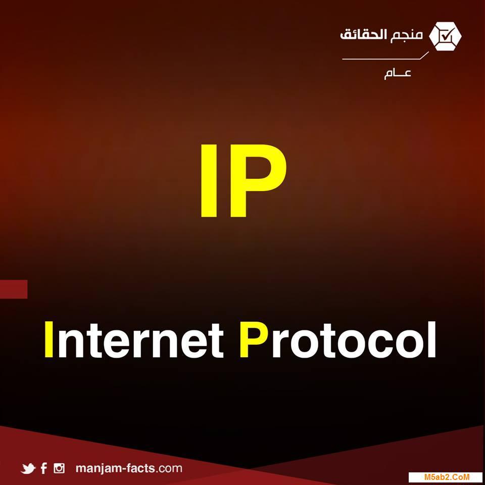 شرح معني اختصار Ip